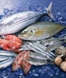Các thành phần và tính chất của động vật thủy sản