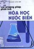 Giáo trình Các phương pháp phân tích hóa học nước biển - Đoàn Văn Độ