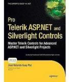 Pro Telerik ASP.NET and Silverlight Controls