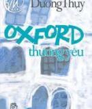 Ebook Oxford yêu thương - Dương Thụy