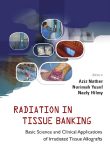 RADIATION IN TISSUE BANKING Basic Science and Clinical Applications of Irradiated Tissue Allografts