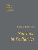 Nutrition in Pediatrics Basic Science and Clinical Applications - THIRD EDITION