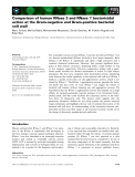 Báo cáo khoa học: Comparison of human RNase 3 and RNase 7 bactericidal action at the Gram-negative and Gram-positive bacterial cell wall