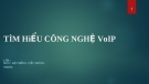 Tìm hiểu công nghệ VoIP