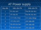 AT Power supply
