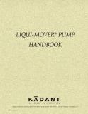 LIQUI-MOVER PUMP HANDBOOK