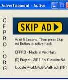 Phần mềm hack CrossFire chứa vô số virus