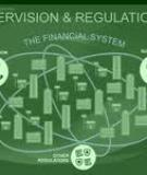 Supervision and Regulation