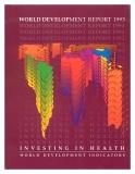 World Development Report 1993 Investing in Health