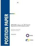 WSBI-ESBG  answer to  the  IRS Proposed  Regulations for FATCA Implementation