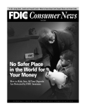 No Safer Place  in the World for Your Money - How to Make Sure All Your Deposits  Are Protected by FDIC Insurance