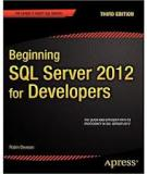 Beginning SQL Server 2012 for Developers 3rd Edition