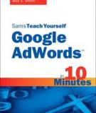 Sams Teach Yourself Google AdWords in 10 Minutes