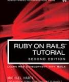 Ruby on Rails Tutorial 2nd Edition