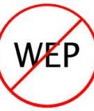 WEP - Bảo mật cho mạng không dây