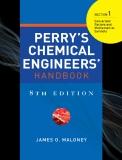 PERRY'S CHEMICAL ENGINEERS HANDBOOK - 1