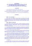 NGH Ị ĐỊNH CỦA CHÍNH PHỦ SỐ 25/2008/NĐ-CP NGÀY 04 THÁNG 3 NĂM 2008