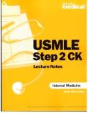 Medical USMLE Step 2 CK Lecture Notes: Internal Medicine