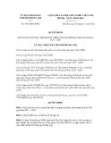 Quyết định số 5528/QĐ-UBND