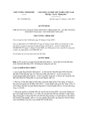 Quyết định số 1786/QĐ-TTg