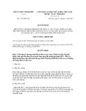 Quyết định số 1776/QĐ-TTg