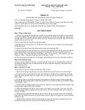 Thông tư số 23/2012/TT-BKHCN