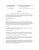 Kế hoạch số 85/KH-UBND