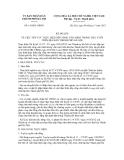 Kế hoạch số 141/KH-UBND
