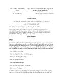 Quyết định số 1777/QĐ-TTg