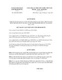 Quyết định số 2402/QĐ-UBND