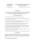 Quyết định số 2388/QĐ-UBND