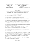 Quyết định số 45/2012/QĐ-UBND