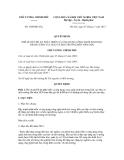 Quyết định số 1660/QĐ-TTgCỘNG HÒA XÃ HỘI CHỦ NGHĨA VIỆT NAM Độc lập - Tự do - Hạnh phúc ---------------Hà Nội, ngày 07 tháng 11 năm 2012QUYẾT ĐỊNH PHÊ DUYỆT ĐỀ ÁN PHÁT TRIỂN VÀ ỨNG DỤNG CÔNG NGHỆ SINH HỌC TRONG LĨNH VỰC BẢO VỆ MÔI TRƯ