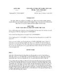Nghị quyết số  39/2012/QH13