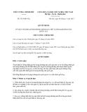 Quyết định số 1673/QĐ-TTg