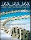Java, Java, Java™: ObjectOriented Problem Solving, Third Edition