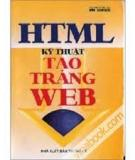 Tạo trang web với WebDwarf