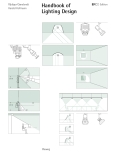 Handbook of Lighting Design