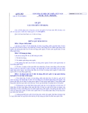 Văn bản về Luật các tổ chức tín dụng