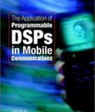 The Application of Programmable DSPs in Mobile