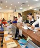 Tổ chức  và hoạt động của ngân hàng thương mại