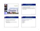 Chương 3: HTTT và ưu thế cạnh tranh của doanh nghiệp