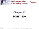 Chapter 17 SONET/SDH