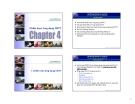 Chương 4: Chiến lược ứng dụng CNTT