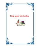 Tổng quan Marketing căn bản