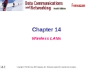 Chapter 14 Wireless LANs
