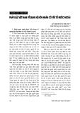 """Báo cáo """" Pháp luật Việt Nam về quan hệ hôn nhân có yếu tố nước ngoài """""""
