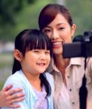 Sử dụng chế độ chụp ưu tiên khẩu độ và tốc độ của máy ảnh số