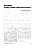 """Báo cáo """"Tư tưởng Hồ Chí Minh về nhà nước pháp quyền từ góc độ triết học """""""