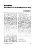 """Báo cáo """"Một số vấn đề cơ bản về giải quyết tranh chấp hàng hải quốc tế """""""